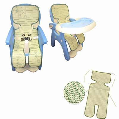 Infant Product Cute Cool Baby Seat Pad Cushion Stroller Mat Pram -Bamboo