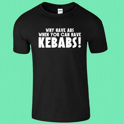 Kebabs Kids Boys Gilrs Children Tshirt Happy New Year Funny Gift Present Top