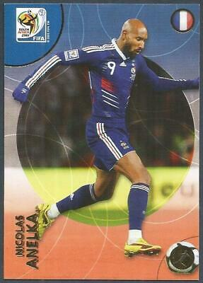 PANINI WORLD CUP SOUTH AFRICA 2010 #051-FRANCE-LASSANA DIARRA