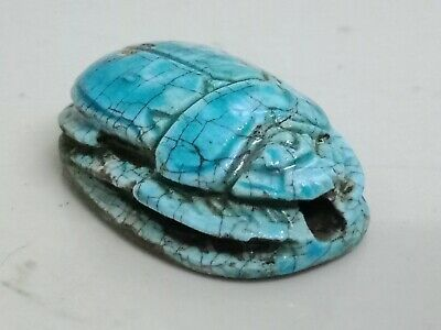 Royal Scarab is very rare ancient Egyptian civilization.. 2