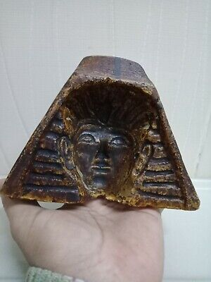 Look at you from any direction. A rare piece of ancient Egypt civilization