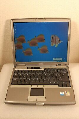 Dell Latitude D610 Notebook (2.00GHz/2.0GB/80GB/CDRW-DVD) Windows XP PRO JHZ2B81