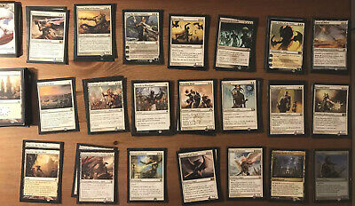 Magic The gathering Deck Modern Deck - White - 60 Cards