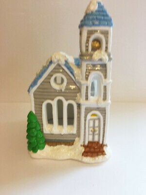 "California Creations ""Country Cathedral"" #97002 Painted"