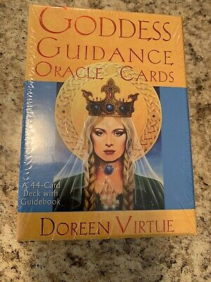 Goddess Guidance Oracle Cards by Doreen Virtue OOP Factory Sealed