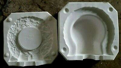 ceramic mold, Wreath