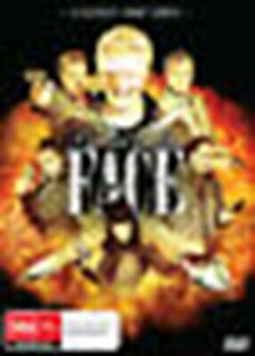 Bullet In The Face (DVD, 2013)
