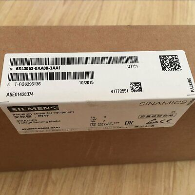 1PC SIEMENS 6SL3 053-0AA00-3AA1 6SL3053-0AA00-3AA NEW In Box Expedited  Shipping