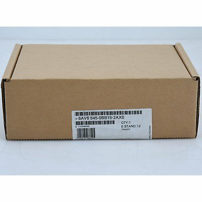 1PC SIEMENS 6AV6 545-0BB15-2AX0 NEW In Box