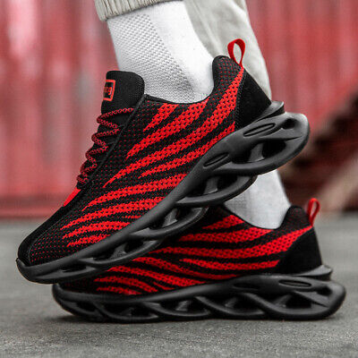 Men's Athletic Sneakers Casual Sports Running Shoes Outdoor Breathable Trainers