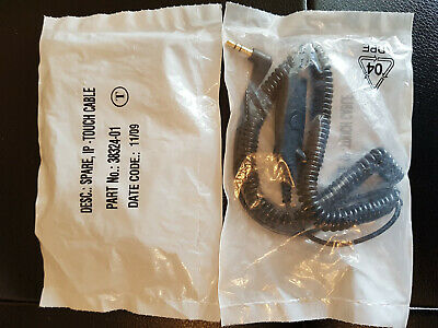 Plantronics IP Touch Cable QD-to-3.5mm plug for Alcatel 4028 4029 8028 8029 8088