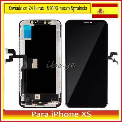 Pantalla LCD Para iPhone XS Frontal Negro Tactil Display Original Completa OLED
