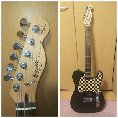 Squier by Fender Electric Guitar avril lavigne Signature telecaster From Japan