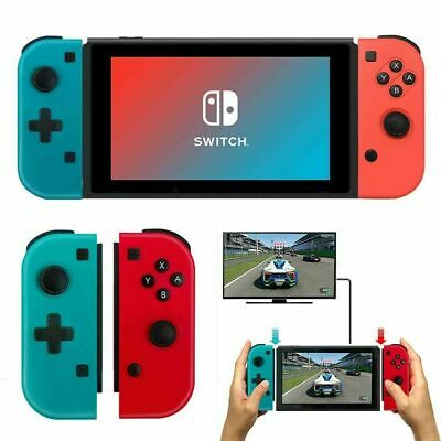 Wireless Joy-Con Game Controller for Nintendo Switch Console Gamepad Joy Pad UK
