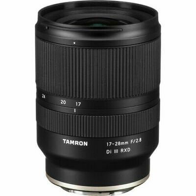 Tamron 17-28mm f/2.8 Di III RXD Lens for Sony E AFA046S-700