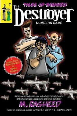 Tales of Sinanju : The Destroyer, Book Seven Numbers Game by Muhammad Rasheed...