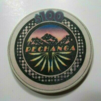 $100 Casino Chip Poker Chip Pechanga Indian Community Temecula Ca