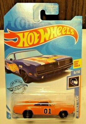 Customized Hot Wheels 1969 Dodge Charger,The Dukes of Hazzard General Lee !!!!!