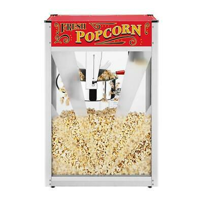 Popcorn Machine 16oz Marvel Commercial Midway Movie Fair Resturant Theater Game
