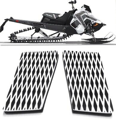 SledTred™ Snowmobile Console Knee Pads ARCTIC CAT 2012//17 SNOPRO XF-ES  Black//Or