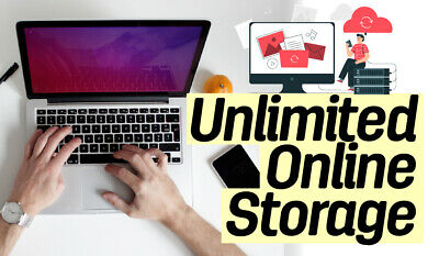 Best Unlimited Online Storage for any types files, audios, videos on Google, Gsu