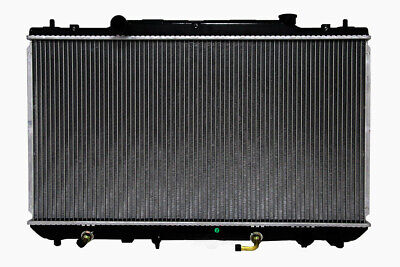 For Toyota Solara 2002 2003 5//8 In Thickness New Aluminum Radiator Fits 2623