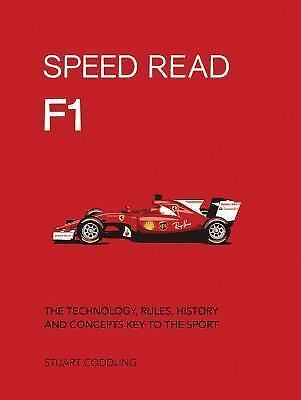 Speed Read: F1 : The Technology, Rules, History and Concepts Key to the Sport...