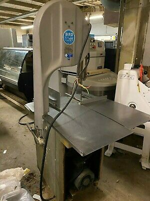 Biro 3334 Commercial Butcher Beef Bone Meat Band Saw 200-230v/3p - TESTED