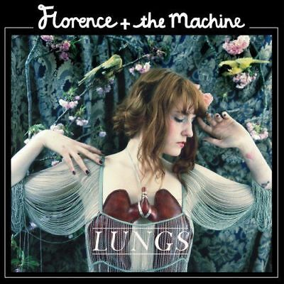 Florence And The Machine Lungs Lp Vinyl Album