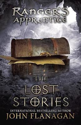 Ranger's Apprentice: The Lost Stories 11 by John Flanagan (2013, Paperback)
