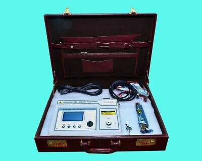 Low Level Laser Therapy Machine LLLT Device , Computerized Laser Therapy @Sxd