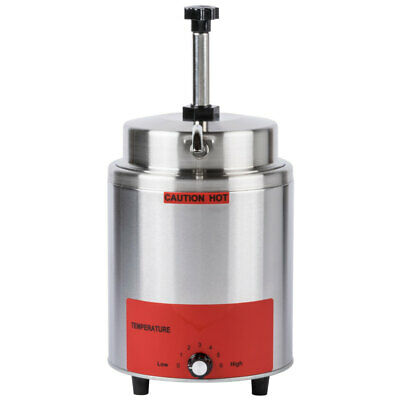 Carnival King RWS35 3.5 Qt. Warmer with Pump