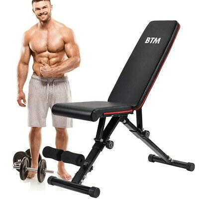 adidas Essential Pro Adjustable Multi Purpose 150kg Weight Load Workout Bench