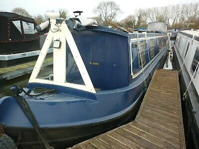 """Water Pixie"" – 2005 - 57ft  Semi-Traditional Narrow Boat"