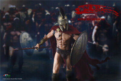 BY-ART War Wolf Warrior The King Of Sparta BY-S01 1/12 action figure in stock