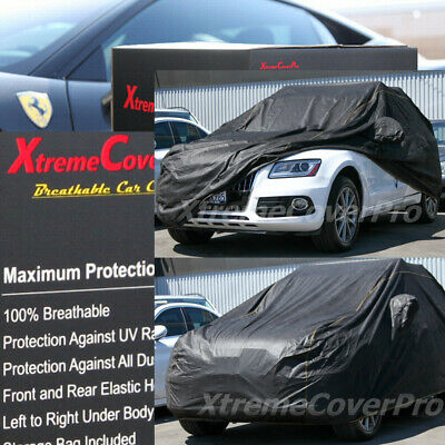 2014 Audi A5 S5 Cabriolet Convertible Breathable Car Cover w// Mirror Pocket