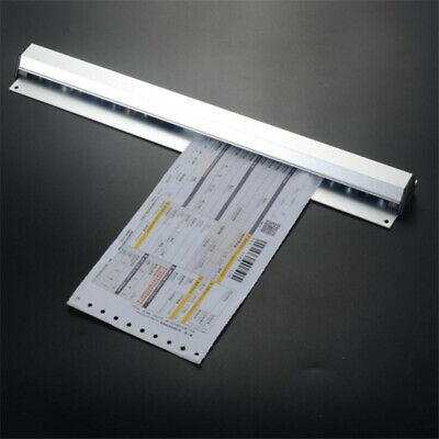 Aluminum Alloy Kitchen Wall Hanging Menu Bar Document Holder LA