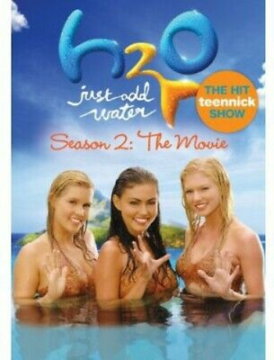 H2O: Just Add Water - The Complete Season 2 [4 Discs] (DVD Used Very Good)