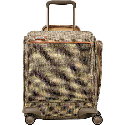 Hartmann Luggage Tweed Legend Underseat Carry On Softside Carry-On NEW