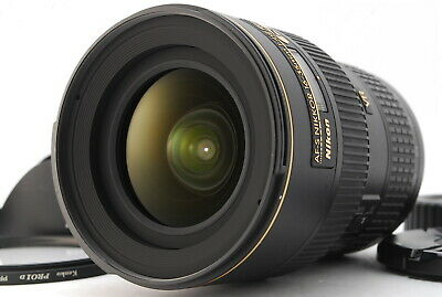 【Mint in Box】Nikon AF-S Nikkor 16-35mm f/4G ED VR AF Lens From Japan #327