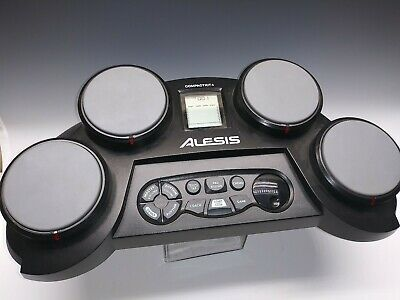 Alesis Compact Kit 4 Portable Electronic Drum 70 Sounds