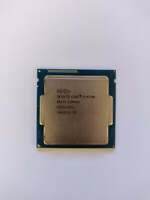 Intel Core i7-4790K 4GHz Quad-Core BXF80646I74790K Processor S-Grade Never OC