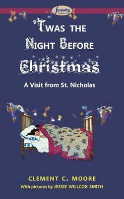 'Twas the Night Before Christmas by Clement C. Moore (2015, Paperback)