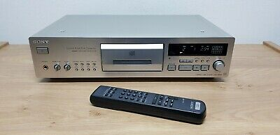 Sony CDP-XB920QS Silver High-End CD-Player *Pick-Up Mechanism - Stabilizer Puck*