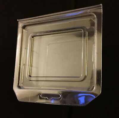 Plastic clamshell blister packaging, Retail Box, Plastic Packaging Box - Clear