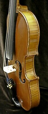 """1/2 OLD BOHEMIAN VIOLIN, for young """"Paganini"""" - Listen to the video-"""