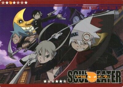 **Legit** Soul Eater SD Shinigami Authentic Anime Sticker #55196
