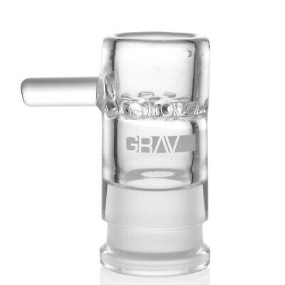 GRAV Labs 19mm Female Octobowl w/ Built-in Glass Screen — Buy More, Save More