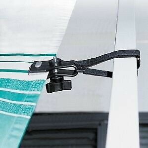 Camco 42720 Awning Hanger Clips Pack Of 8 17 26 Picclick
