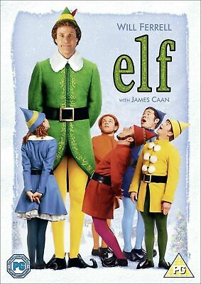 Elf Dvd Will Ferrell 2018